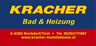 Kracher Installationen