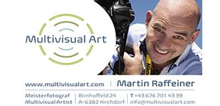 Meister-Fotograf Martin Raffeiner