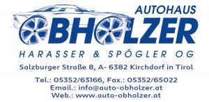 Logo Autohaus Obholzer