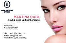 Haut- und Make Up Fachberatung Rabl