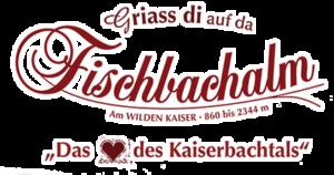 Alpengasthaus Fischbachalm Logo